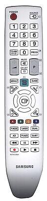 Original Remote Control Samsung Le 32c450 Le32c450e1w Le 32c450e1w Ebay
