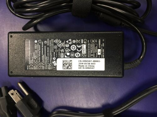 Original Dell Y4M8K TK3DM W6KV MV2MM MK947 90W 19.5V DA90PM111 Power Adapter