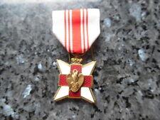 belle medaille militaire belge don de sang.