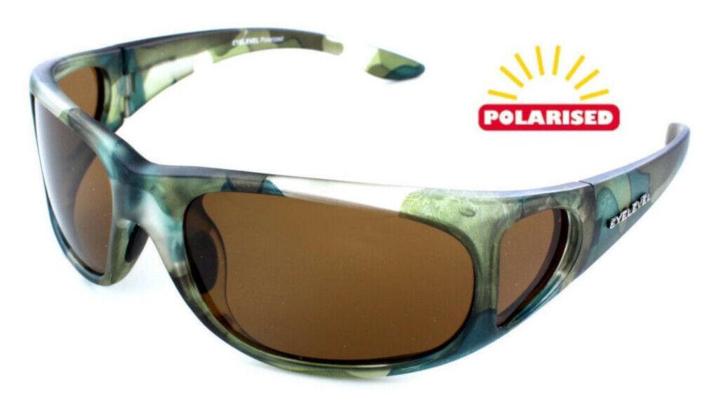 Eye level Karpfen Sonnenbrille Polarisiert brown Katze 3  UV400 Linsen mit  good reputation