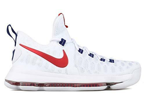 sale retailer b82d0 58779 Nike Zoom KD 9 USA July 4th Independence Day Size 9 Red White Blue  843392-160