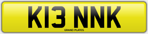 Ken-K-Kenneth-Kenny-number-plate-K13-NNK-CHERISHED-REGISTRATION-KENS-REG-NO-FEES