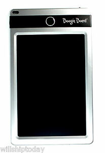 New-Boogie-Board-Jot-LCD-Writing-Tablet-Black-8-5-Inch-E-Writer-Pad-Sleeve-Pen