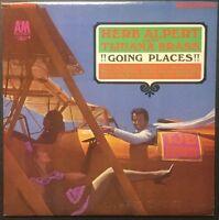 "Herb Alpert & The Tijuana Brass ""Going Places"" LP Vinyl Record RARE Collectible"