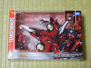 Transformers Targetmaster Windblade LG62 Takara Tomy Legends Collection