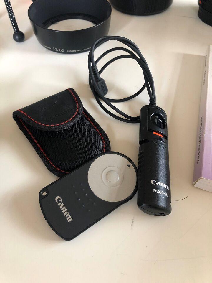 Canon, EOS 60D, spejlrefleks
