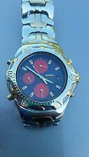 Seiko Sport 150 M Quartz chronograph 7T32-6B89 stainless steel Men's wristwatch
