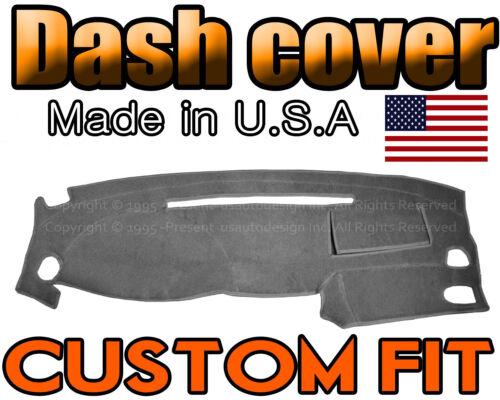 CHARCOAL GREY Fits 1999-2003  MITSUBISHI GALANT  DASH COVER MAT DASHBOARD PAD