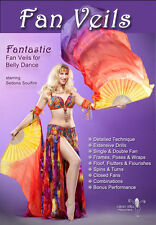 Fantastic Fan Veils with Sedona Soulfire Belly Dance Instructional Practice DVD
