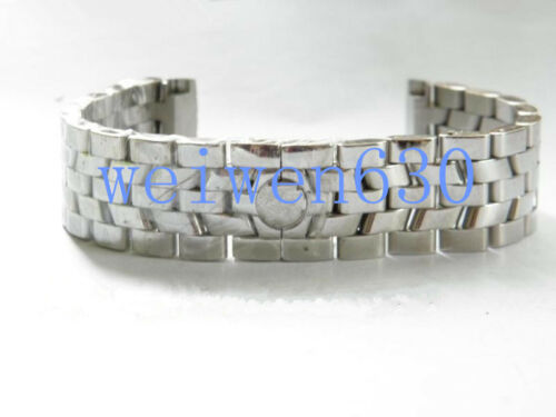 19MM Stainless Steel STRAP BAND BELT CLASP BUCKLE FIT For Franck Muller