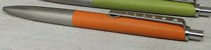 Vintage-MONTBLANC-Carrera-Orange-Ballpoint-Pen-Listing-for-Paul