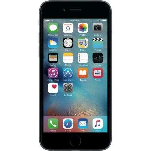 1 of 1 - APPLE iPHONE 6 16GB / 64GB / 128GB - Unlocked - Smartphone Mobile Phone