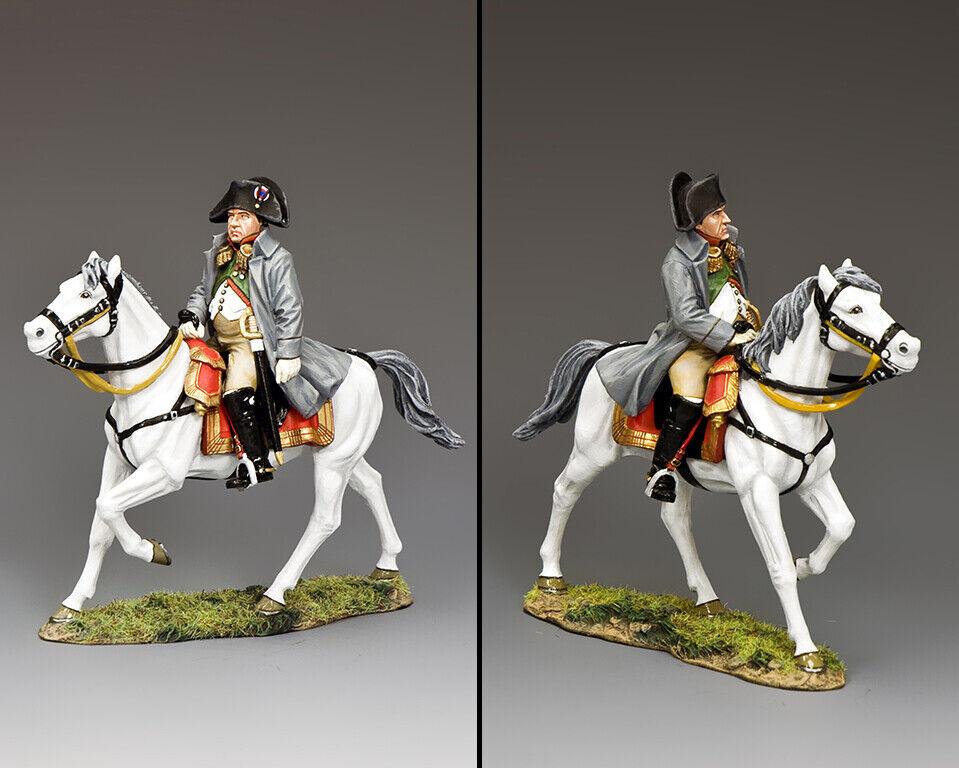 King & Country die Age Of Napoleon NA439 Bonaparte Kaiser von Frankreich