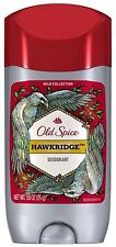 Old Spice Wild Collection Hawkridge Scent Mens Deodorant 3 oz (Pack of 2)