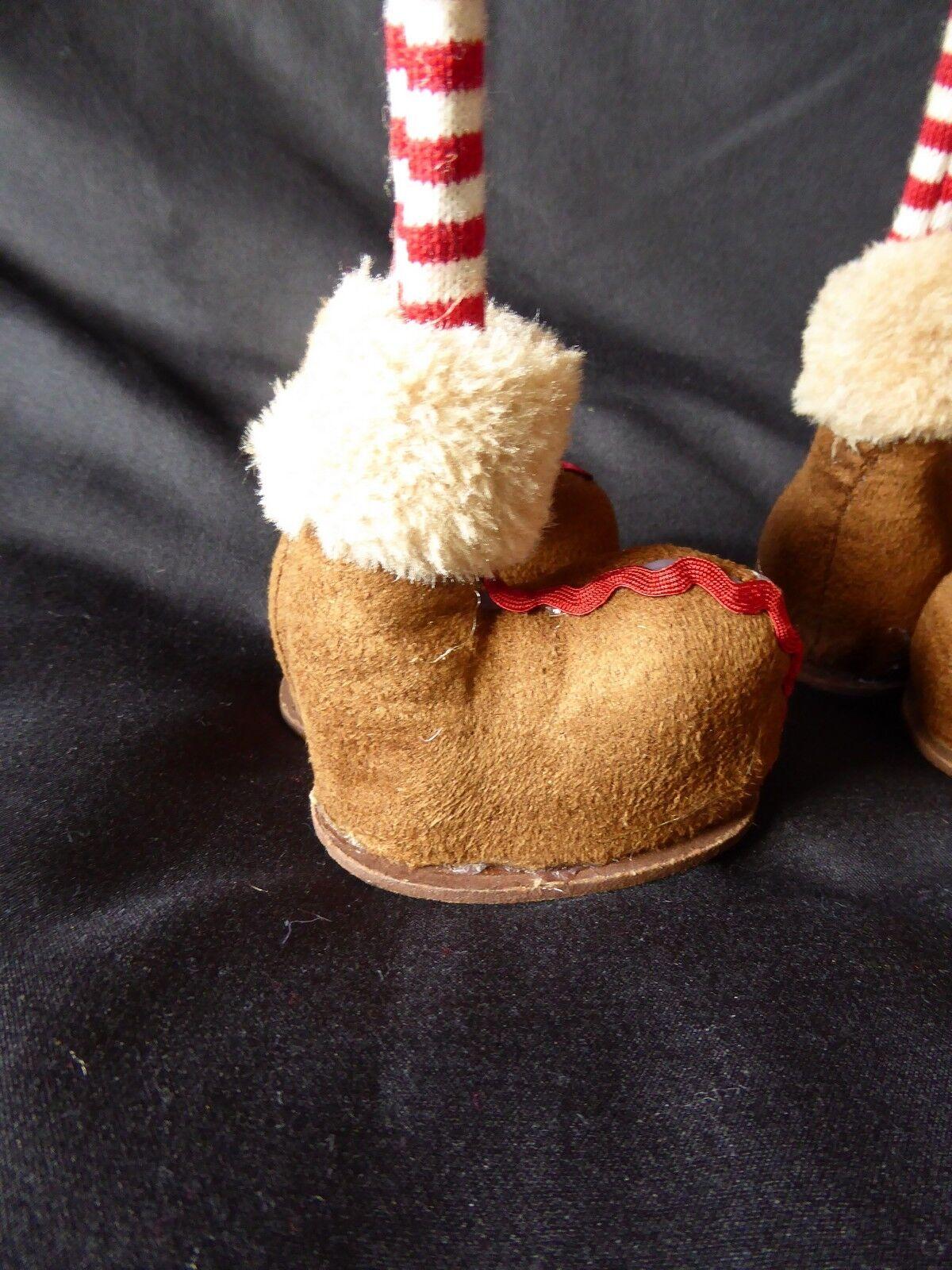 La vendita grande morbido in piedi Natale Renne Renne Renne Novità Flessibile Decorazioni di Natale 0d5c6a