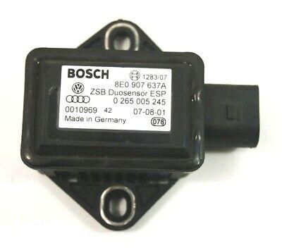 ESP Duosensor Yaw Sensor Wiring Plug Pigtail VW Phaeton Audi A4 A6-1J0 973 713