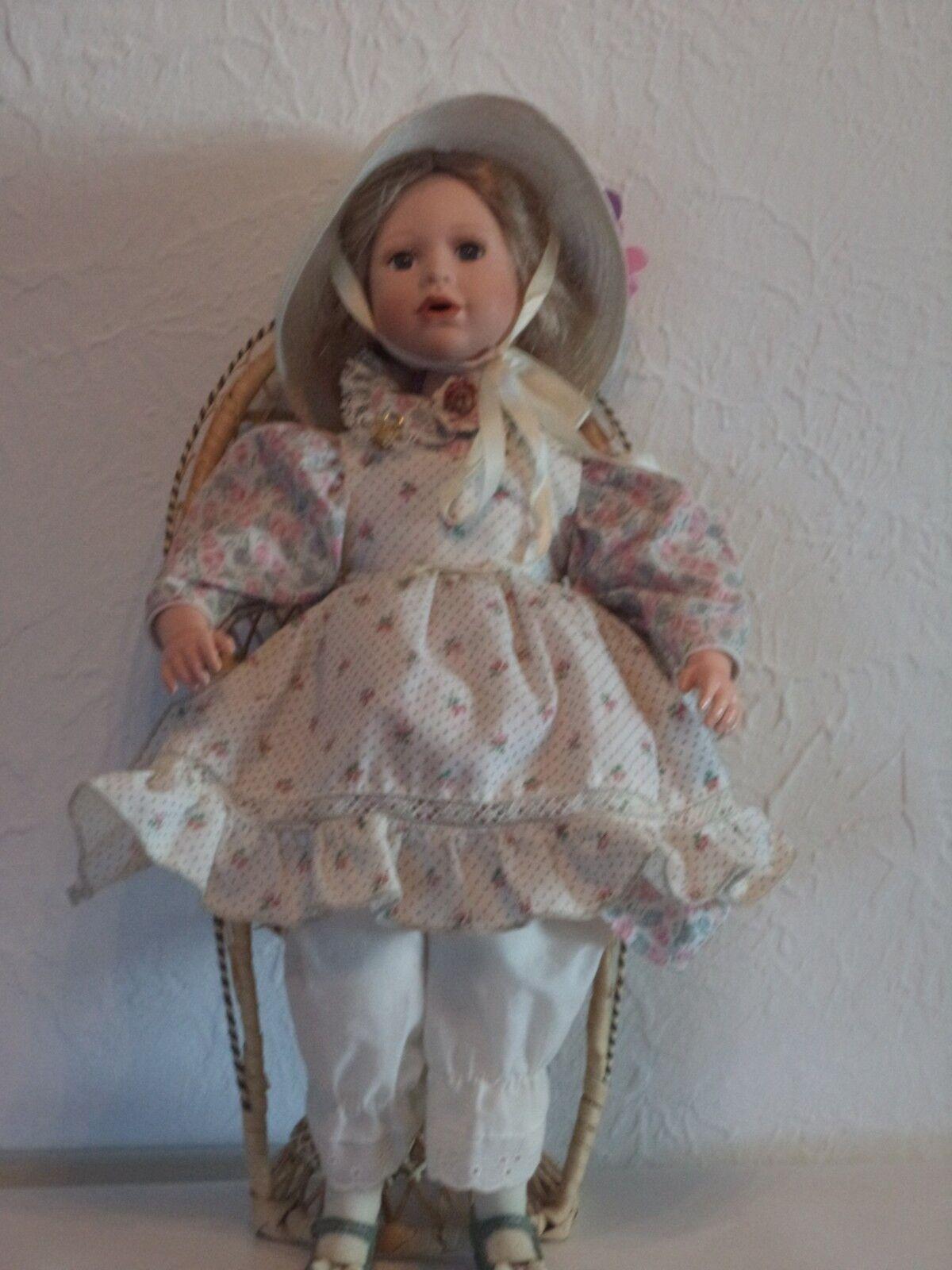 Vintage Julie Good-Kruger  Signed Porcelain bambola AuomoDA  ordina ora goditi un grande sconto