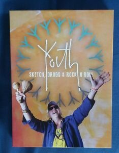 Youth-Sketch-Drugs-amp-Rock-n-Roll-DVD-CD-Killing-Joke-Orb-Adrian-Sherwood