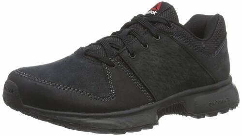 REEBOK Sporterra VI Women/'s Walking Shoes Trainers Ladies Leather Black new