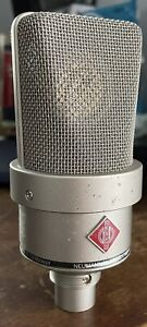 Neumann TLM-103 condenser microphone with new shockmount EA1
