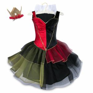 Adult Red Queen Tutu Dress
