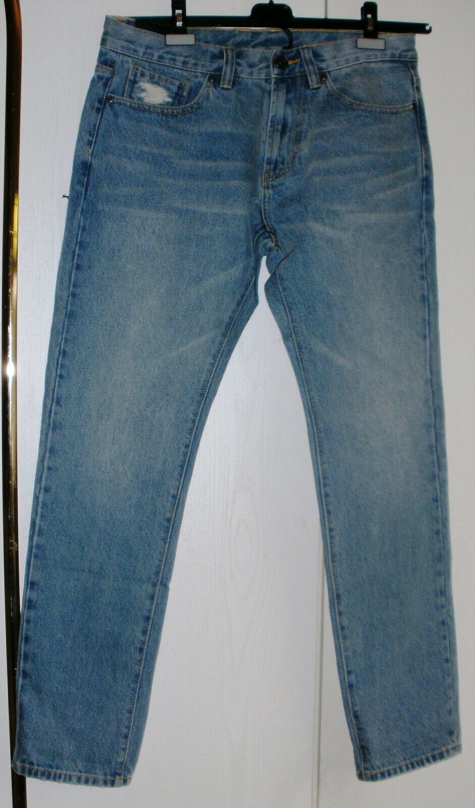 Neue Puma XO Denim Pants Herren Jeans Hose Regular Cut Gr. 32   34