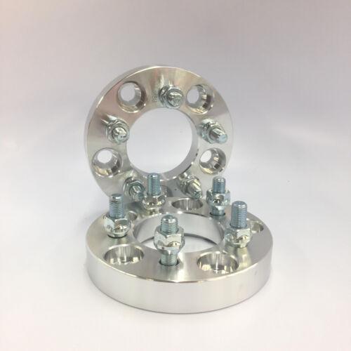 "4x Wheel Adapters5x100 to 5x114.312x1.5 studs25mm 1.0/"" Inch"