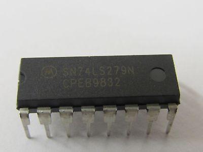 SN74LS279N Motorola 74LS279 Quad Set-Reset Latch