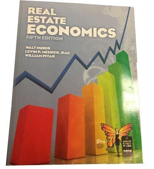 California Real Estate Economics 5th Edition For Sale Online Ebay
