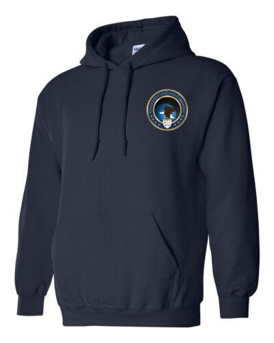 Hooded Sweatshirt United States US Cyber Command Seal USCYBERCOM Hoodie