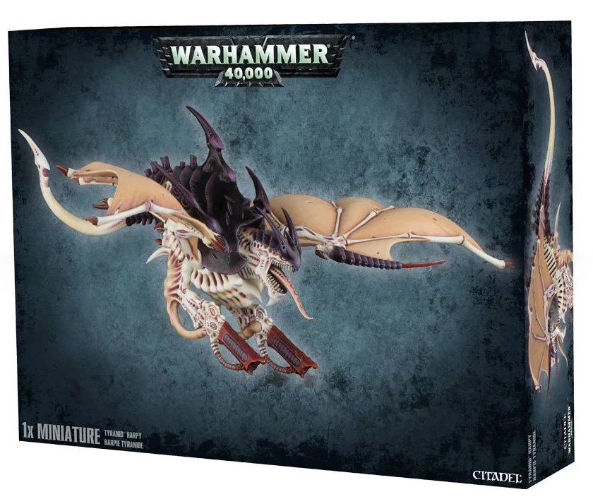 Warhammer 40,000  tyranid Harpie GW (51-14) NEW IN BOX