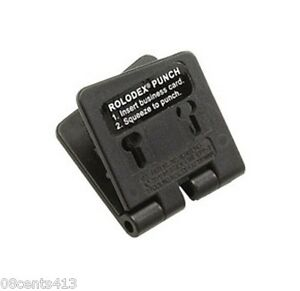 Small black rolodex one sheet business card black plastic 2 hole small black rolodex one sheet business card black colourmoves