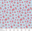ROSES-FLORAL-FABRIC-100-COTTON-POPLIN-FAT-QUARTERS-METRES-SHABBY-CHIC thumbnail 13