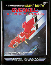 Silent Death Metal Express UP I.C.E. Campaign The Overkill: Ptolemean Wars UP LN