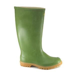 comprare popolare f5f96 53749 Dettagli su Stivale gomma SUPERGA ginocchio verde suola carrarmato alpina  prodotto originale