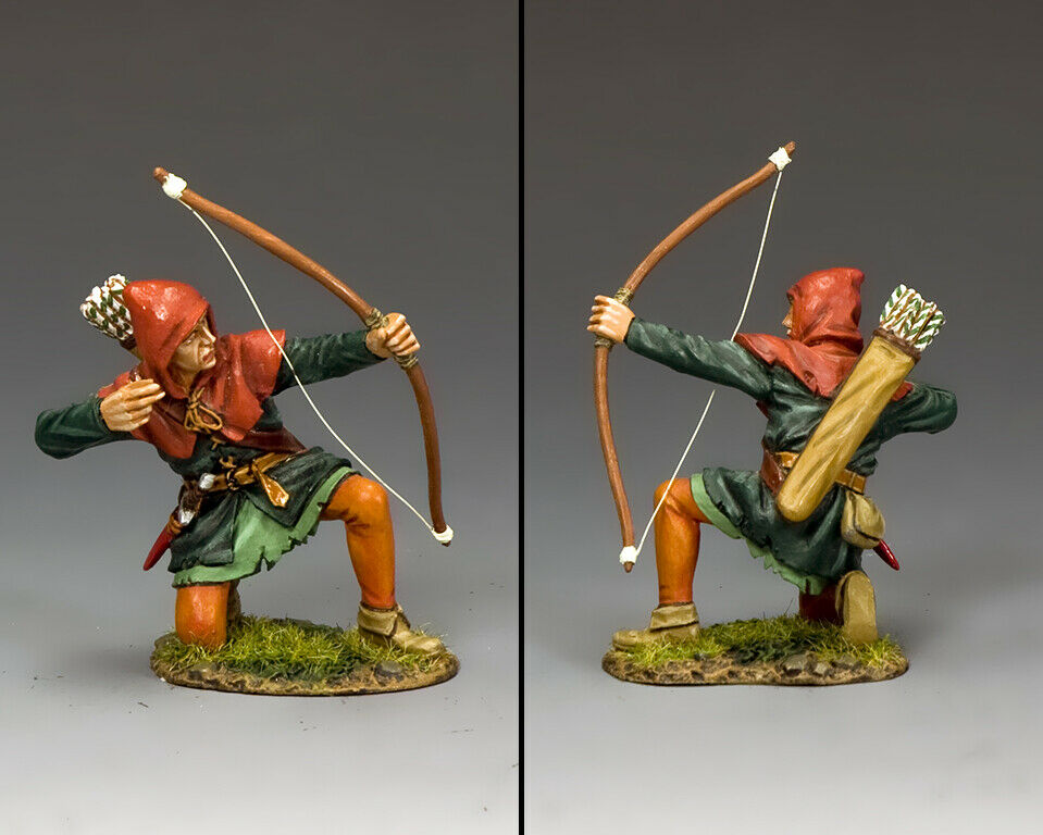 KING & COUNTRY ROBIN HOOD RH042 FOUKE FITZWILLIAM MIB