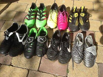 Fodboldstøvler, Adidas og Nike, – dba.dk – Køb og Salg af