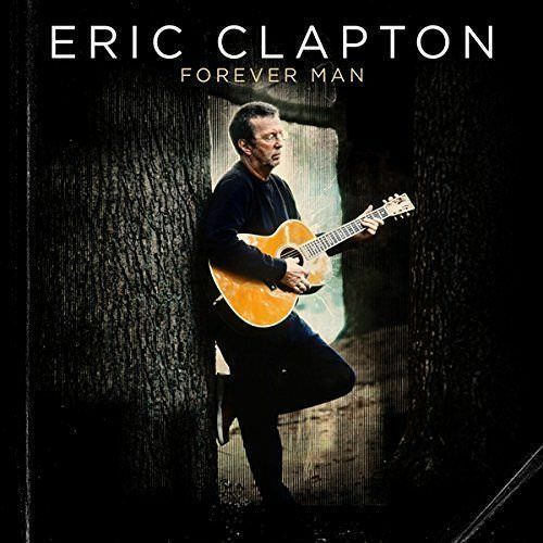 ERIC CLAPTON-FOREVER MAN-JAPAN 3 CD BONUS TRACK Ltd/Ed J24