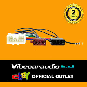 image is loading mitsubishi-triton-l200-lancer-car-stereo-radio-wiring-