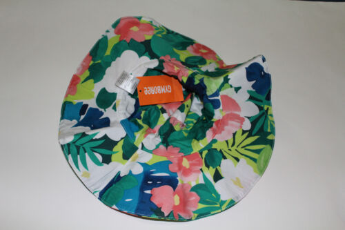 Gymboree Baby Girl Safari Summer Floral Hat NWT Size 6-12,12-24 Mos,.2T-3T,4T-5T