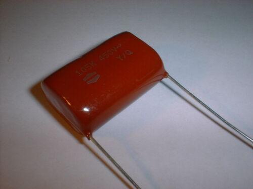 450 VAC Entstör-Kondensator Y1 Polypropylen Kondensator 10x 1 µF