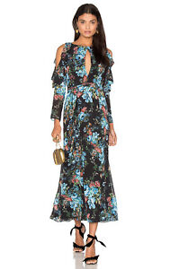 LPA-Revolve-Antique-Floral-Dress-Size-XS-rrp-221-LS170-GG-02