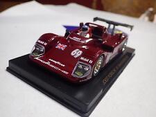 Fly (Spain) Maroon Porsche (Joest) UK Special Edition Plastic Slot Car 1:32 NIB