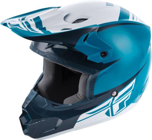Fly Racing 2019 Kinetic Sharp Motorcycle Dirtbike ATV Helmet Adult Sizes