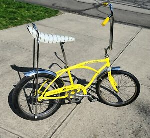 Schwinn Stingray Bicycle 1990's Country Time Lemonade prize winner