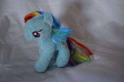 Mon petit poney peluche cheval licorne Jouet Doux 18 Cm Simple ou Set de 6