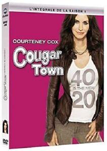 COFFRET DVD SERIE COMEDIE : COUGAR TOWN - SAISON 1 INTEGRALE - COURTENEY COX
