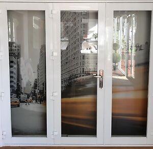ALUMINIUM-BIFOLD-DOORS-3-PANEL-NEW-2410-x-2100h-WHITE-IN-STOCK