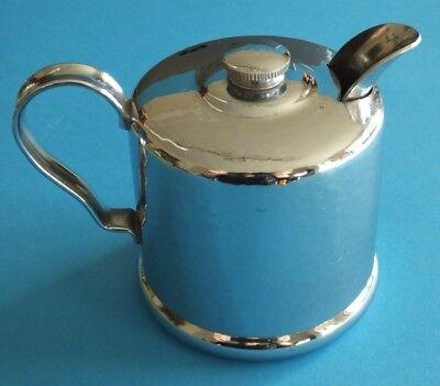 Bauscher Zerlegbar Metall Milch Dose Halter Kännchen Pieker Chrom Ø 7,2 X 7,5 H SorgfäLtige FäRbeprozesse