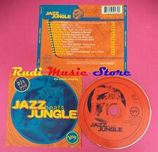 CD Jazz Beats Jungle compilation INCOGNITO JOHN SCOFIELD no mc vhs dvd(C38)